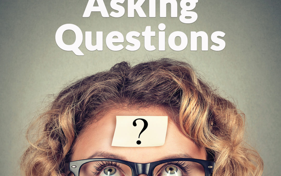 Rebroadcast: The Art of Asking Questions with Curry Glassell