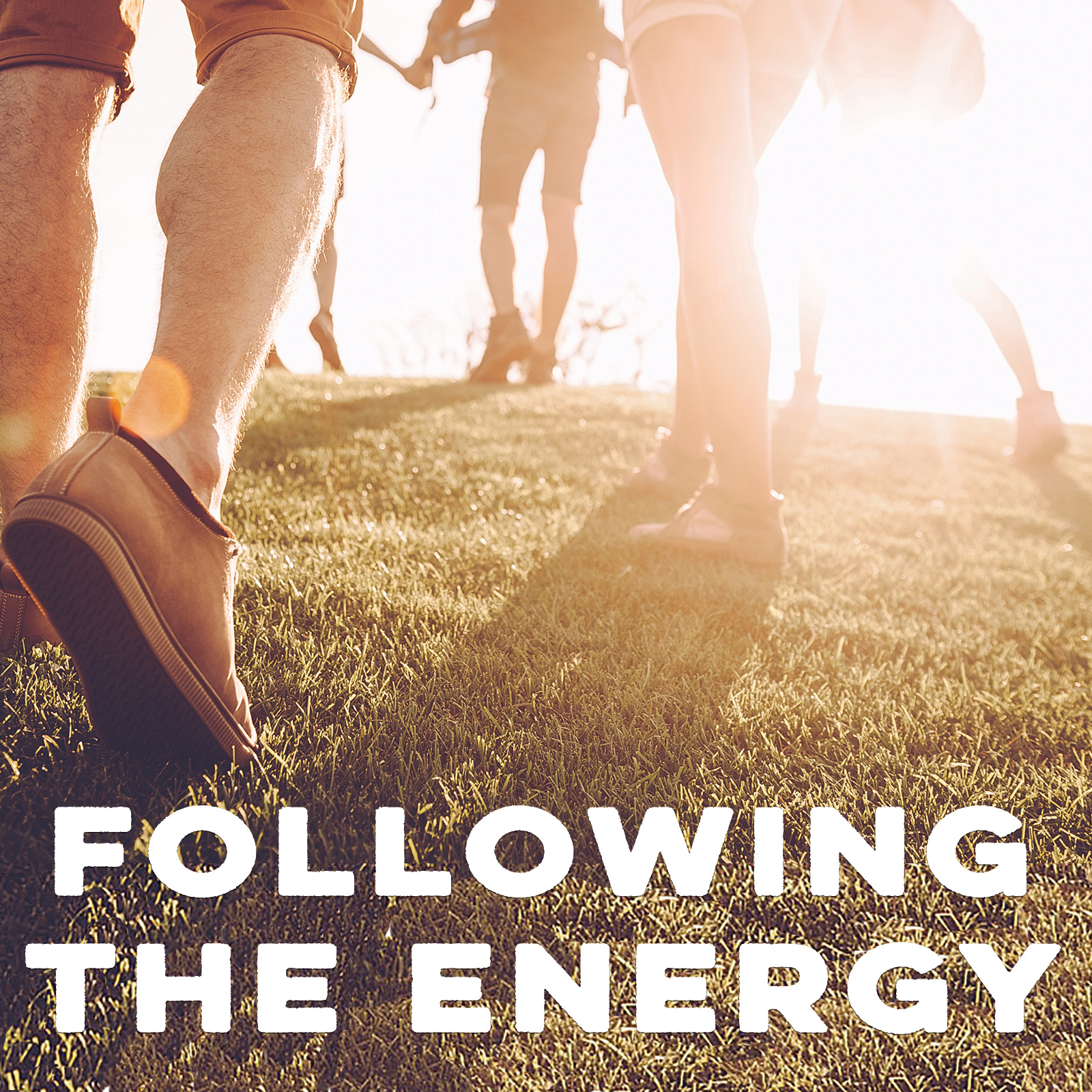 Following the Energy with Samantha Lewis