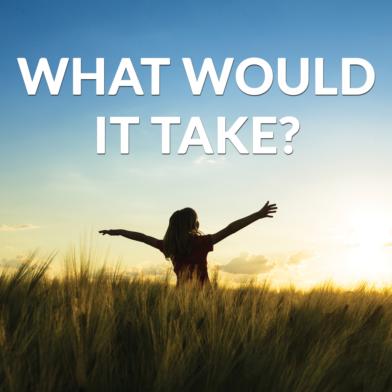 Have the Willingness to Ask for More