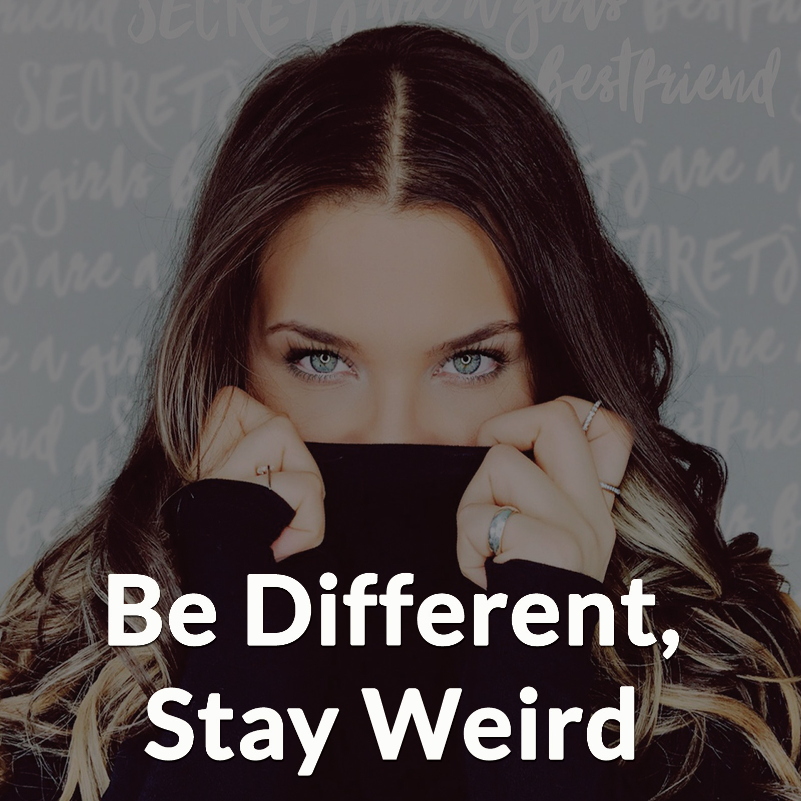 'Be Different, Stay Weird' with Dr. Dain Heer